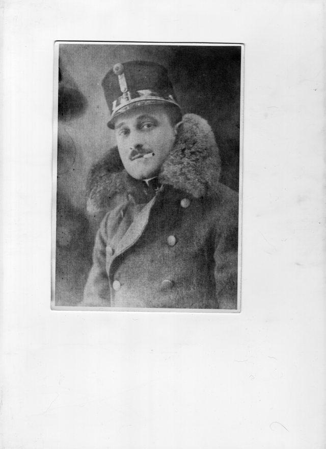 First Lieutenant Bruno Guttmann