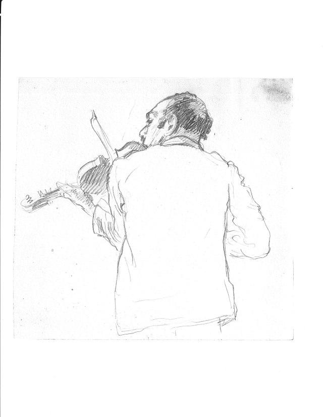 Werner the Violinist